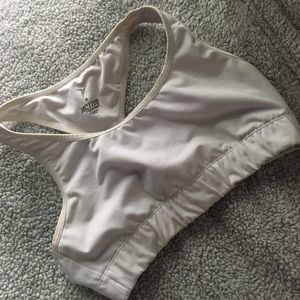 old navy white sports bra